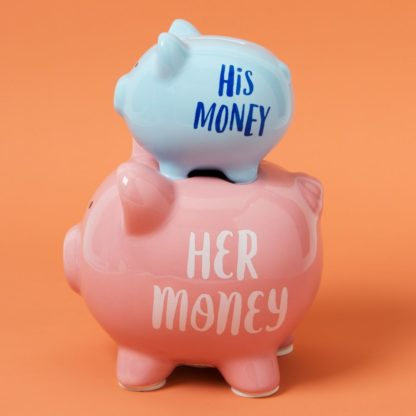 Persely Her/His money